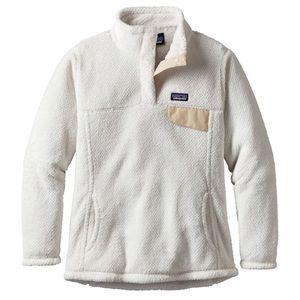 White Patagonia Jacket